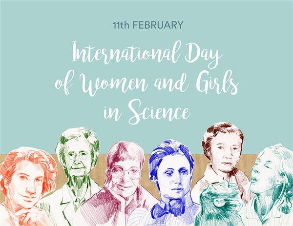 Happy International Day of Women and Girls in Science
