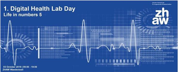 The Digital Health Lab Day The Swiss University of Applied Sciences ZHAW
